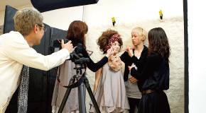 Extensive hair and makeup classes